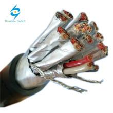 Câbles d'instrumentation flexibles sans halogène pour voiture / bus électrique