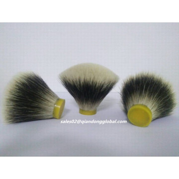 Nœud des cheveux Badger Naturel Fan Shape