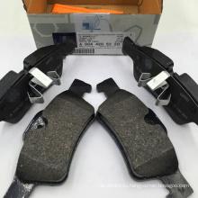 W164 W251 W166 Комплект задних тормозных колодок для Mercedes Benz GL350 ML350 R300 R350 Высококачественный комплект задних тормозных колодок 004420 52 20