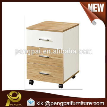 Movable quality cheap short drawer design