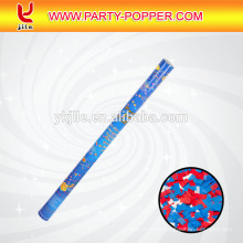Professional Manufacturer 60cm Best Quality Decorative Hand Confetti Cannon