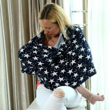 modische Babypflege im Mutterschutz