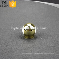 high quality round metal cosmetic bottle cap for perfume bottle