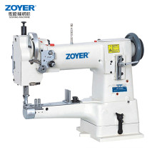 ZY335 Zoyer Single Needle Cylinder-Bed Compound-Feed Heavy Duty Shoes Industrial Sewing Machine