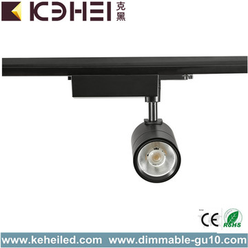 Brand Store Black LED Track Lights 30W
