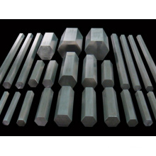 According to GB/DIN/JIS Standard Stainless Steel Hexagonal Bars