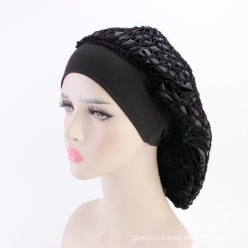 casquette chimio casquette turban gros bandanas chapeau
