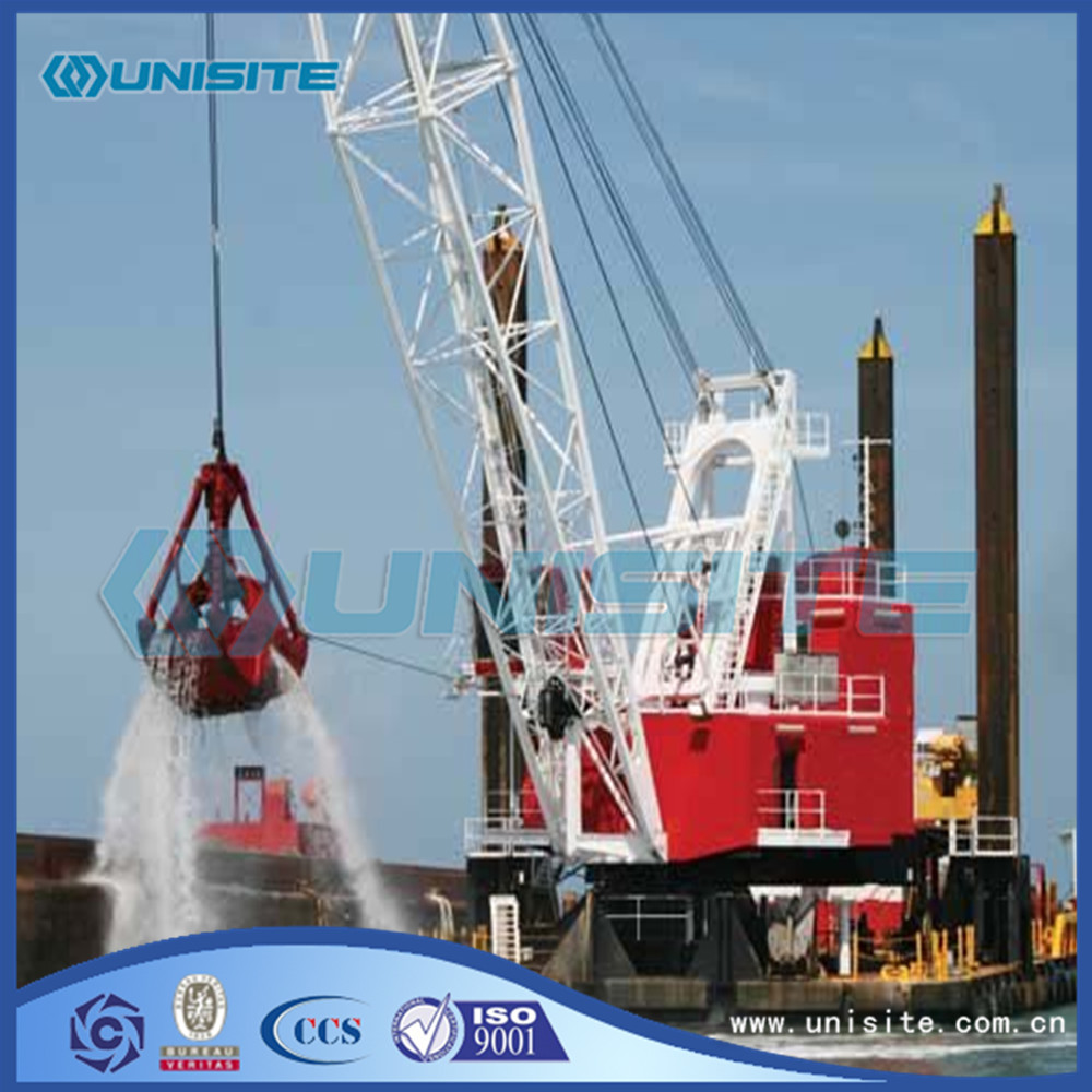 Marine Grab Steel Bucket price