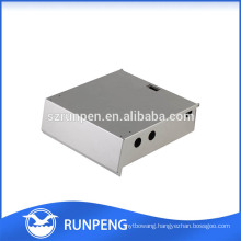 High Quality Aluminium Stamping parts for Control Enclosure