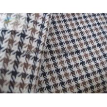 fio de mistura de algodão tingido engolir Gird tecido para vestuário