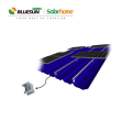 Bluesun de alta eficiencia solar 5BB panel sistema solar hogar 50kw hogar sistema de energía solar hogar kits para la venta