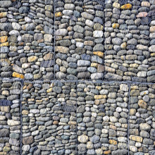 Zhuoda Brand Stone Gabion / Gabion Wall Ouside Usage