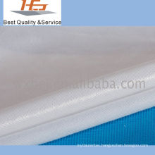 Waterproof Fabric White Plain For Home Textile