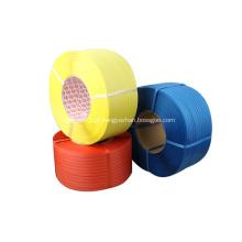 caixa de plástico pp cintas de embalagem cinto