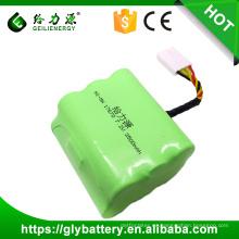 Geilienergy NI-MH Batería recargable 4 / 3A 17670 7.2V 3500mah