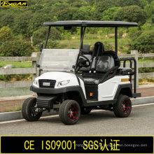 2017 novo design 4 seater carrinho de golfe elétrico china made