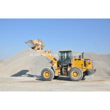SEM656D 5 TON Front End Loader Mesin Weichai