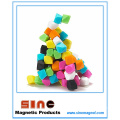 Neue Candy Farbe unregelmäßigen Kühlschrank Memo Magnet