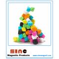 New Candy Color Irregular Fridge Memo Magnet