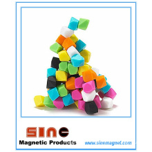New Candy Color Irregular Fridge Memo Magnet