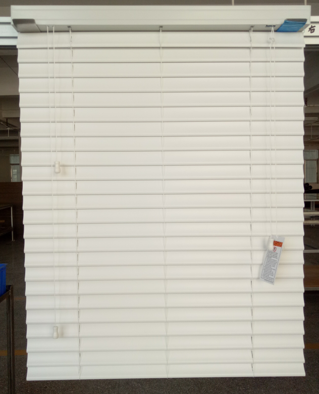 light Weight faux wood blinds