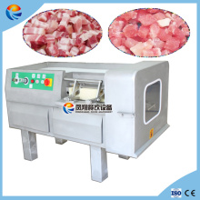500-800kg/H Industrial Automatic Frozen Food Meat Cube Cutter Cutting Machine