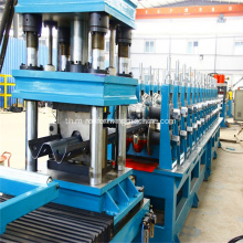 2 & 3 คลื่น Speedway Guardrail Roll Forming Machine