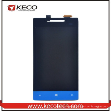 Mobile Phone LCD For Windows Phone HTC 8S A620e Blue