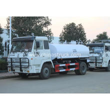 SHACMAN military water tank truck for UN