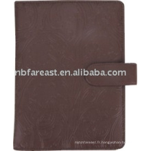 2015 Top Sale Nouveau Design PU Cover Notebook