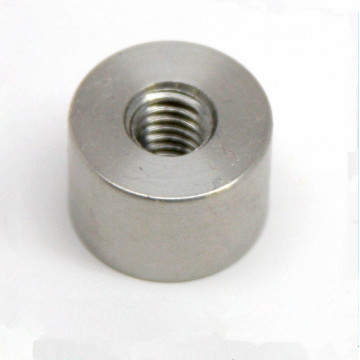Pemesinan Dalaman Stainless Threaded Spacer Nut