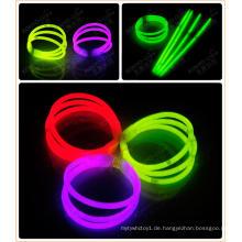 Beliebteste Tri-Glowstick Glow Armband Glow in The Dark Armband