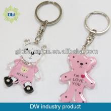 new style cartoon key chains
