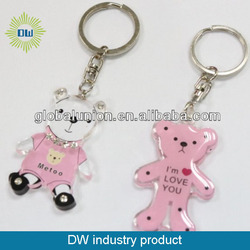 new style cartoon key chains