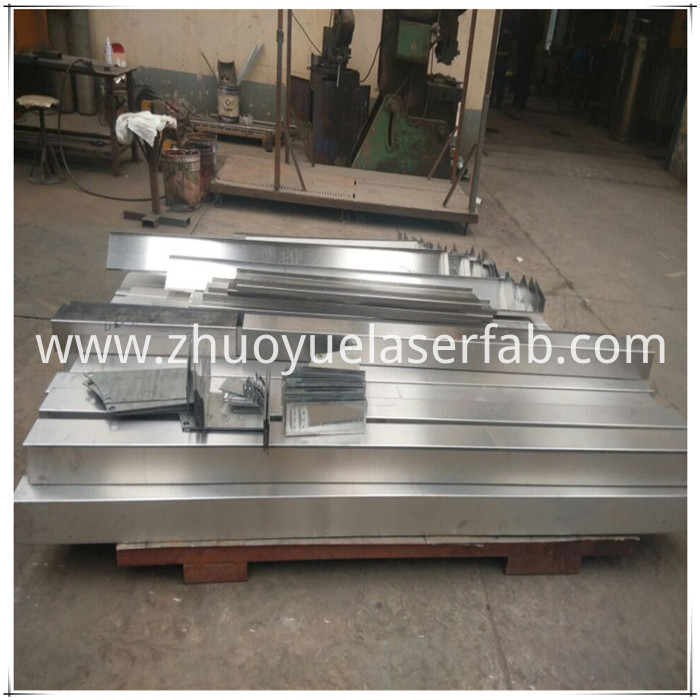 galvanized steel product