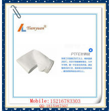 Bolsa de filtro de polvo de fieltro de aguja de PTFE de alta temperatura