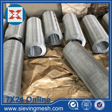 Stainless Steel Dutch Weave Wire Mesh