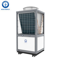 New Energy Air Energy Heat Pump for Central Hot Water Solution