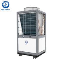 Bomba de calor Energy Energy da New Energy para solução central de água quente