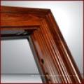 ТПС-044 безопасности стальные бронированные двери стальные бронированные двери, стали деревянные бронированная дверь
