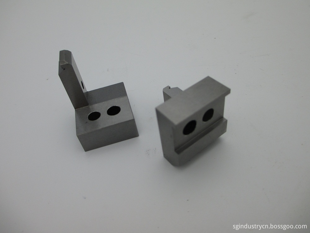 Stainless Steel CNC Milling