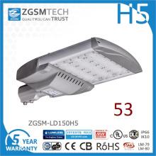 IP66 150W Price Philips LED Luz de calle con sensor óptico