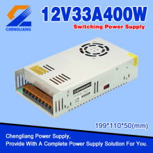 AC DC 12V 400W LED SMPS For LED Strip