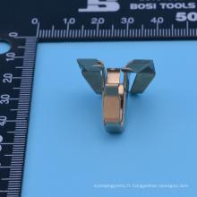 Pièce en métal faite sur commande de précision estampillée sur mesure