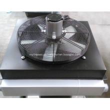 Compresor de aire enfriador 75KW con ventilador y motor