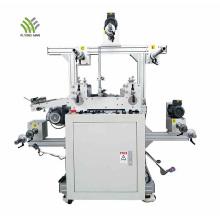 Máquina laminadora de película laminadora multicapa