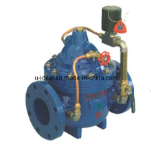 Electric Acting Water Flow Control Valve-Can Control The Valve Open and Close Speed