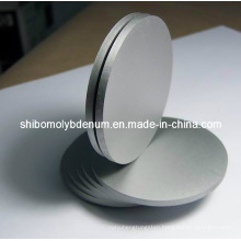 Polished Molybdenum Disc for Semiconductor