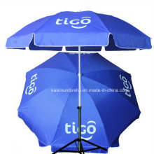 Logo Printing 48 Inches Big Beach Umbrella