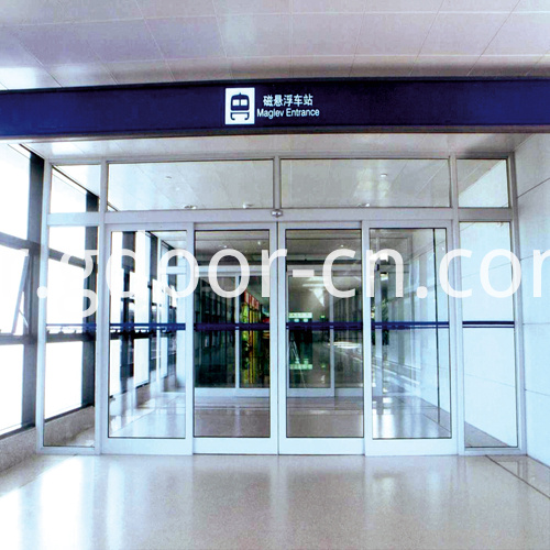 Automatic Sliding Doors for Subway Stations